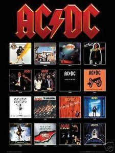 Highway to Hell or Black in Black - What's the best ACDC album of all time. Cast your vote.