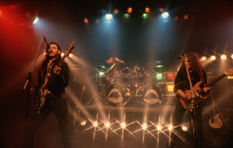 Motörhead's No Sleep 'til Hammersmith gets an anniversary expansion - Plus see a previously unrealised live version of The Hammer.