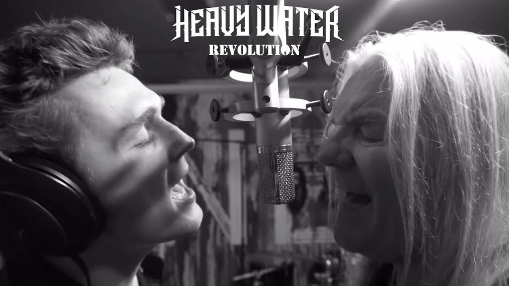 Heavy Water release a new single. Listen to 'Revolution'