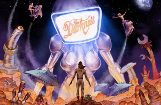 Motorheart – The Darkness are back with a new album and tour.
