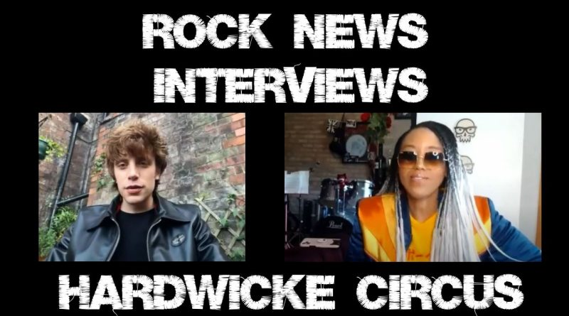 An Interview with Hardwicke Circus. Roctavia chats to Jonny Foster.
