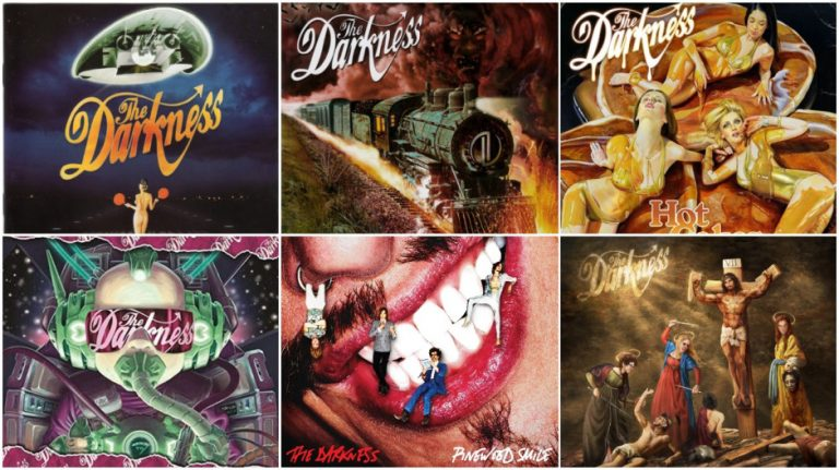 What's the best album of all time by The Darkness? Cast your vote.