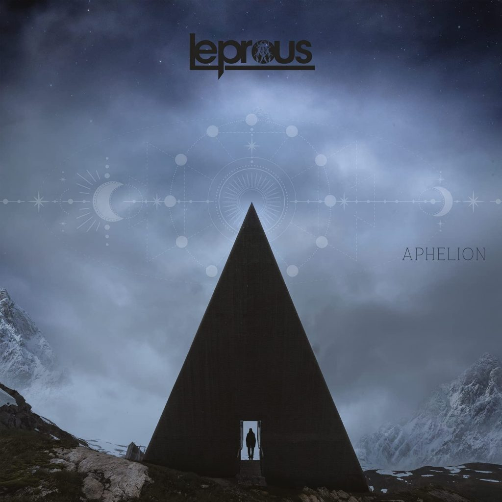 LEPROUS release a new single 'The Silent Revelation' from the upcoming new album Aphelion.