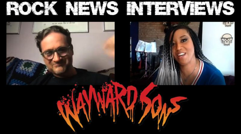 Wayward Sons Interview - Roctavia chats with Toby Jepson.