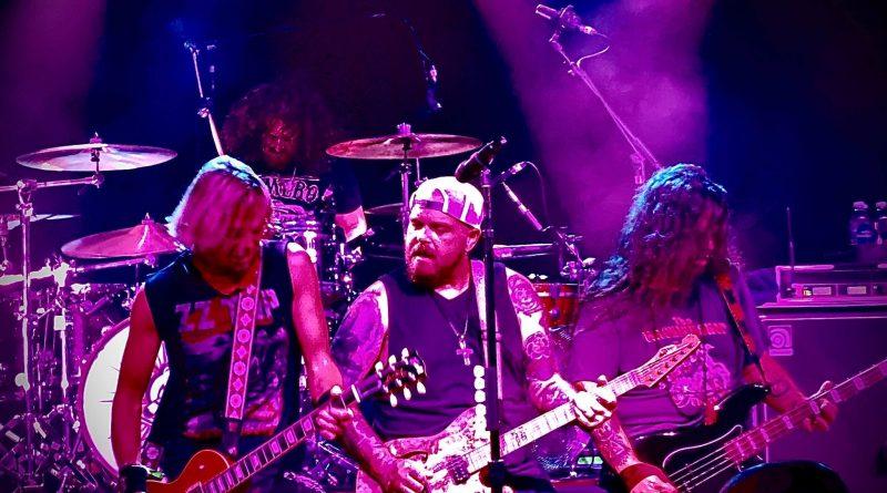 Black Stone Cherry / Kris Barras Band - Rock City - Gig review.