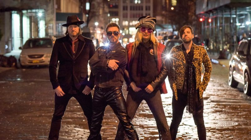 Enuff Z'Nuff's to release Hardrock Nite a new album of Beatles covers