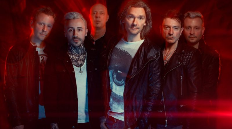 VEGA Announce tour - UK rockers set out on their Anarchy And Unity' tour to promote magnificent seventh album. 2