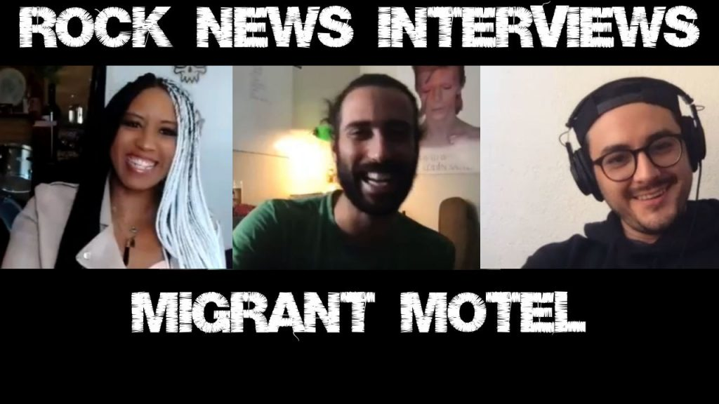 Migrant Motel Interview - The Dynamic Duo: A Chat with Migrant Motel